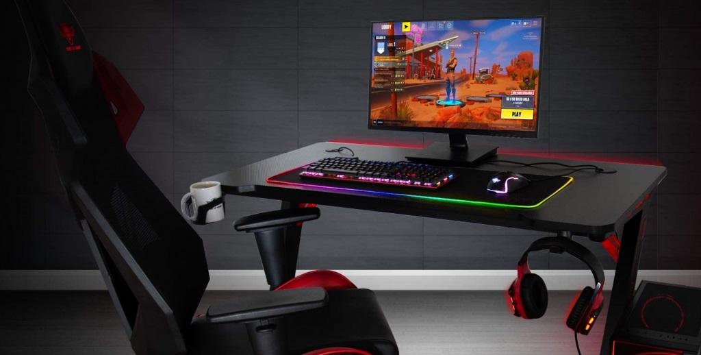 Birouri de gaming pentru confortul tău