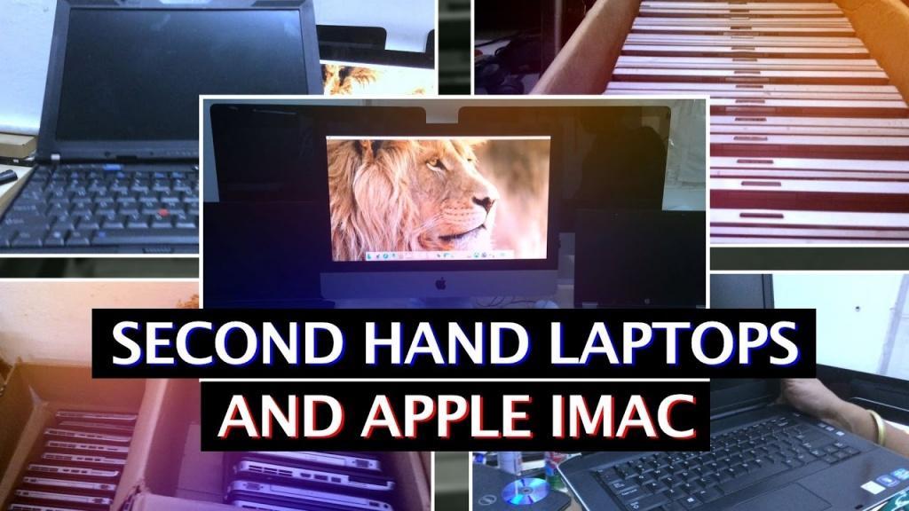Ce motive ai pentru a cumpara un laptop second hand?