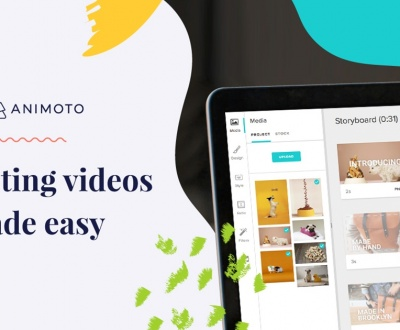 Cum sa creati videoclipuri de marketing cu Animoto?