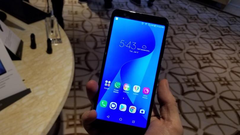 Prezentare telefon Asus ZenFone Max Plus M1