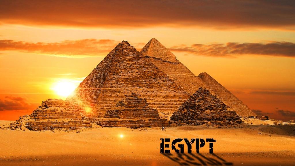 Scurta istorie a Egiptului