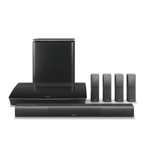 Sistem audio Home Cinema Surround 5.1 Bose Lifestyle 650cu design impresionant pentru casa ta