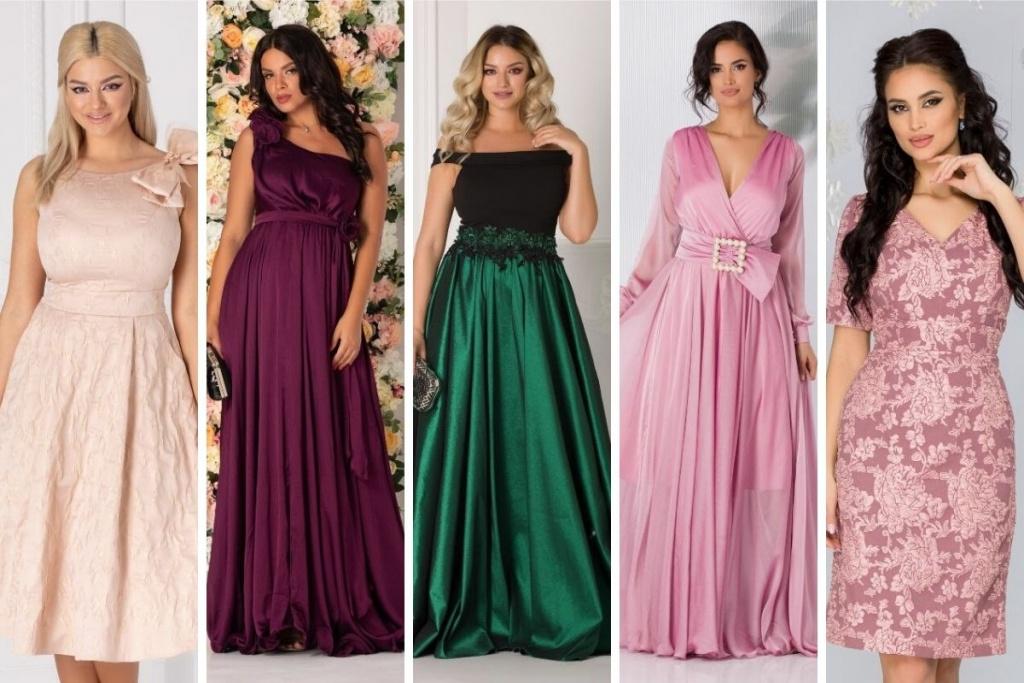 Tu ce rochii preferi?