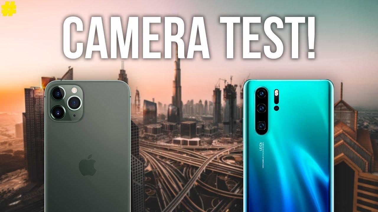 iPhone 11 PRO sau Huawei P30 PRO? Care este cea mai buna alegere